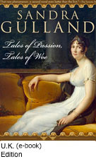 Tales of Passion, Tales of Woe - U.K. Cover