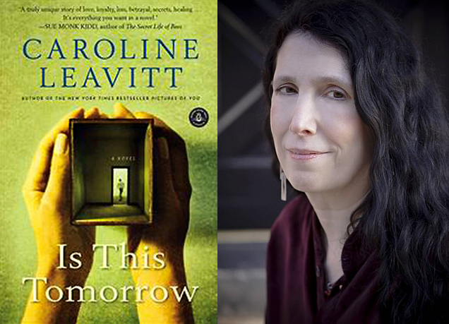 Author interview with the amazing Caroline Leavitt
