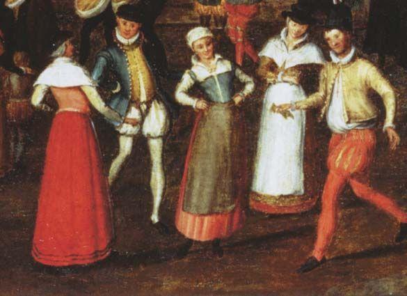 Wedding at Bermondsey, Joris Hoefnagel, 1569-71 | Historic ...