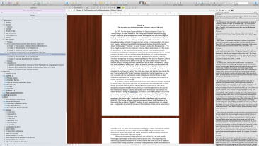 Dissertating with Scrivener « The Junto