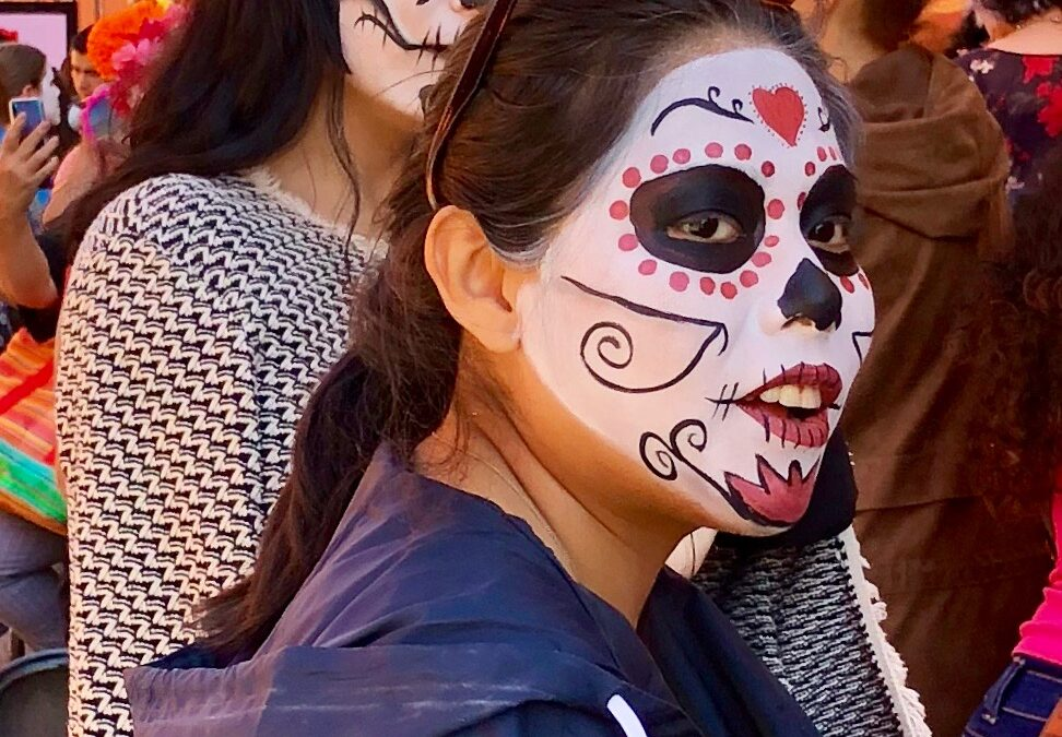 On turning 75, NaNoWriMo and Day of the Dead