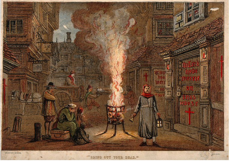 On Plague, Sweating Sickness, and Covid-19