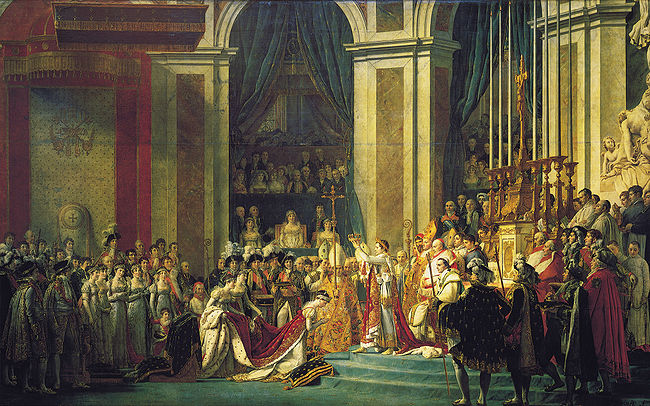 650px-Jacques-Louis_David,_The_Coronation_of_Napoleon_edit copy