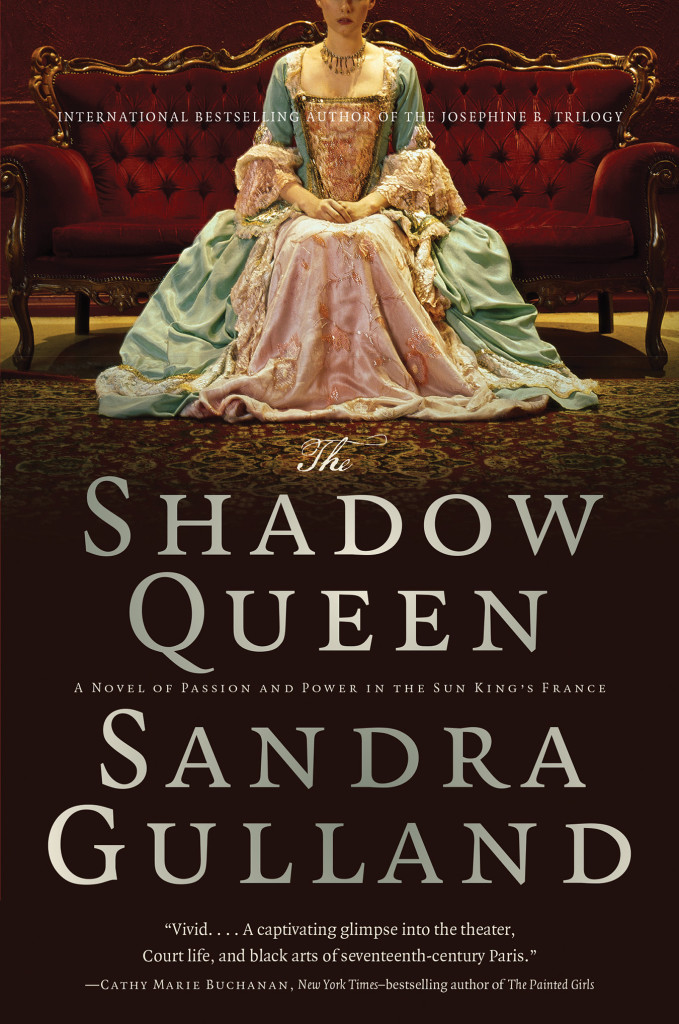 The Shadow Queen, beautifully historically dressed