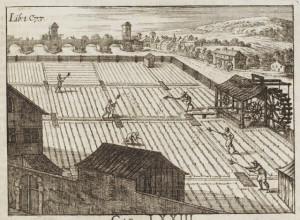 Georgica Curiosa 1682 - Noble Land + Country Life h