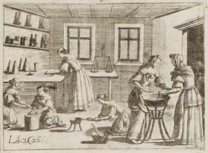 Georgica Curiosa 1682 - Noble Land + Country Life l