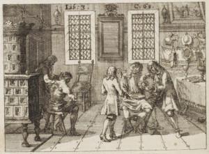 Georgica Curiosa 1682 - Noble Land + Country Life o