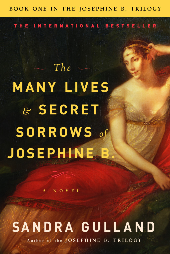 THE FIRST NOVEL IN THE JOSEPHINE B. TRILOGY BY SANDRA GULLAND.