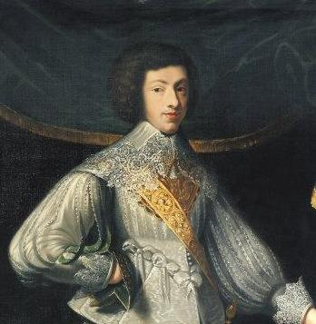 A man suspected of being father to Louis XIV