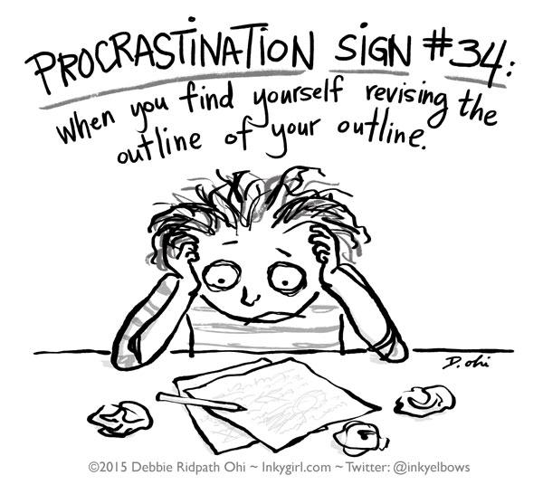 Procrastination (and procrastination avoidance)