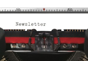 An author newsletter is key to effective book promotion