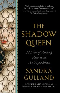 Shadow Queen Anchor (US) ppbk cover