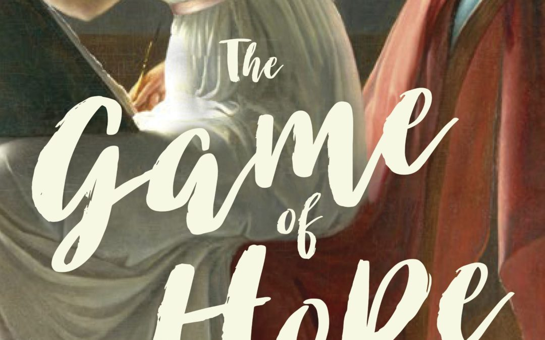 The Game of Hope: Who is the girl on the cover?