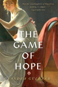 The Game of Hope by Sandra Gulland US Cover