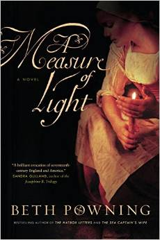 On process and research—an interview with Beth Powning, author of A Measure of Light