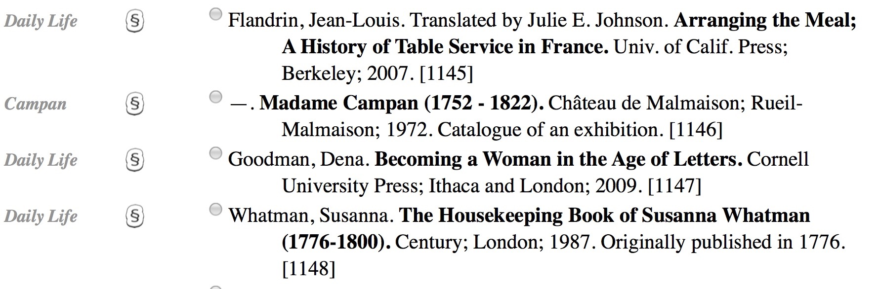 Difference between in text citation and bibliography?