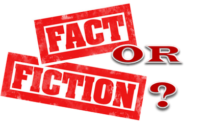 The fuzzy line between fact and fiction