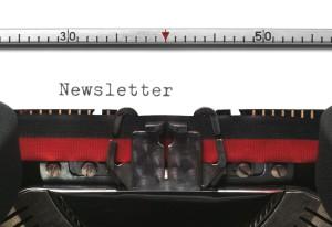 author newsletter book marketing